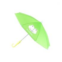 [SAFEGUARD] 세이프가드 유아용 LED 우산 개구리
