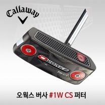 캘러웨이 정품 오디세이 2018 오웍스 버사 1W CS 퍼터