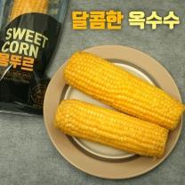 [옥수수의 왕!]달콤한 옥수수 1개[220g이상]