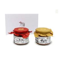 [식품명인 권기옥] 궁중장(황) 선물세트(어육된장+덧된장+약고추장+어육청장)