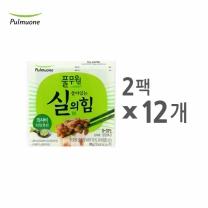 [풀무원]와사비 국산콩 생나또 2호(44.5gX24팩)