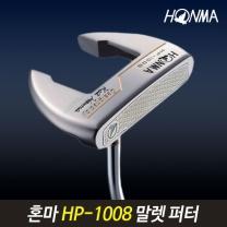혼마 정품 HP 1008 말렛 퍼터 클럽 골프클럽