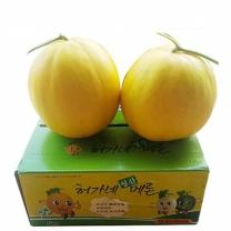 (인빌푸드)고령 양구메론 5kg(3~6과)