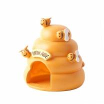 [바보사랑]NEW AGE 꿀벌 하우스(NA-H052) - 햄스터은신처
