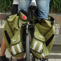 [바보사랑]로스휠 자전거 뒷자리 안장 가방 트렁크