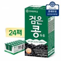 [연세우유]검은콩두유 200ml x 24팩