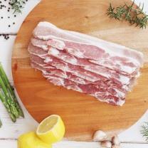 진공포장 돼지고기 오겹살(구이용) 500g