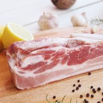 진공포장 돼지고기 오겹살(수육용) 1kg