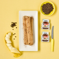 피나포레 누텔라 바나나 아이스크림 만들기 DIY 홈베이킹 쿠킹박스