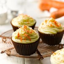 피나포레 당근 컵케이크 만들기 DIY 베이킹 쿠킹박스