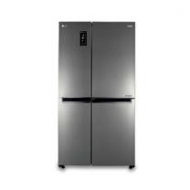 [하이마트] 세미빌트인 양문형 냉장고 S631S32 [636L]