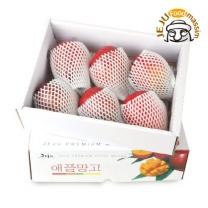 [삼다명품] 제주 애플망고 2kg (7~9과)