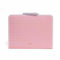 [바보사랑]4500 루멘 손잡이 지퍼화일케이스-핑크
