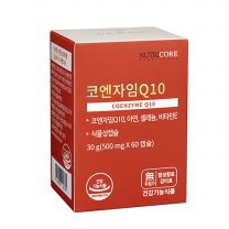 뉴트리코어 코엔자임Q10 30g(500mg x 60캡슐)