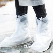 [바보사랑]갓샵 신발방수커버 비오는날 방수 덮개 덧신 비닐 장화