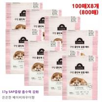 구딘 클린독 알뜰 애견패드 100매X8매 (800매)