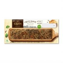 [CJ직배송] 더건강한 이탈리안통베이컨 갈릭&바질 350g