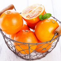[보섭이네푸드]발렌시아 오렌지 중과 3.8kg내외(19~21과)