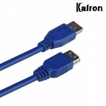 칼론 USB3.0 연장케이블 (암-수) 5M