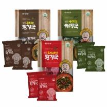 뚝딱 국 시리즈 3종 (곤드레,시래기,우거지)