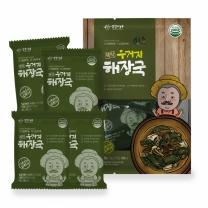 뚝딱 우거지 해장국 50g(10gx5개) x6개