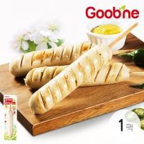굽네 닭가슴살 후랑크 꼬치 할라피노 70g 1팩_HH01