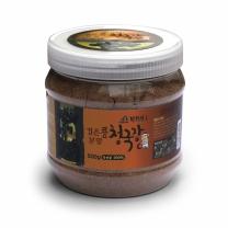 화왕산 검은콩분말 청국장 500g