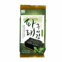 [자연두레] 파래구이김도시락김 1봉 x 72봉