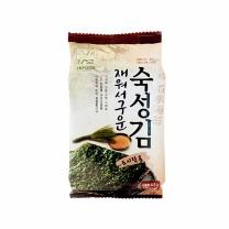 [자연두레]전통재래 구운김(도시락) 1봉 x 72봉