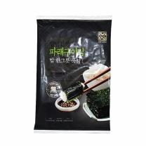[자연두레] 나눔 구운파래김 전장 1봉
