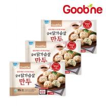굽네 닭가슴살 만두 180g (6개입) 3팩_LC05