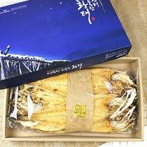 대관령눈마을황태 선물세트1호 황태포(특대) 10미
