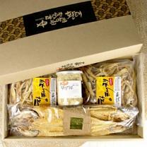 대관령눈마을황태 선물세트3호