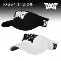 PXG 정품 VISOR 바이저 썬캡 골프모자 2color