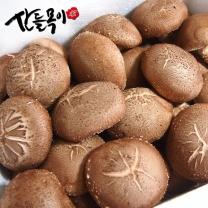 [산들목이] 표고버섯 1kg (실속형)
