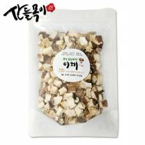 [산들목이] 건표고버섯 70g (표고칩)