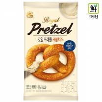[사조대림] 로얄 프레즐 치즈 100g