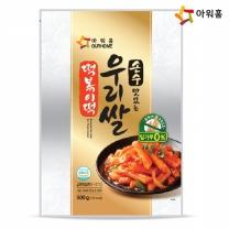[아워홈] 우리쌀 떡볶이떡 500g