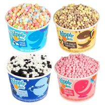 디핀다트 구슬아이스크림 16ea(초코바나나,레인보우,바닐라,딸기)