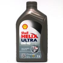 SHELL HELIX ULTRA OIL(0W-40)1L