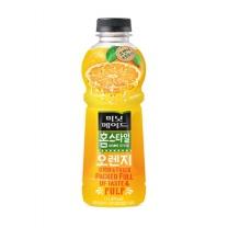 [무료배송]미닛메이드 홈스타일 오렌지 1.2L PET 12개