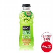 [무료배송]미닛메이드 홈스타일 청포도 1.2L PET 12개