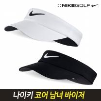 나이키 정품 코어 남녀 바이저 썬캡 골프모자 915879
