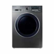 [하이마트][키트미포함] 인버터 저온제습 의류건조기 DV90M53B0QP [9KG] [이녹스 색상/올인원 필터/에어살균]