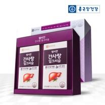 [종근당건강] 간사랑밀크씨슬 선물세트 1세트