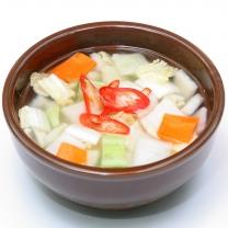 [연안김치] 백나박김치 5kg