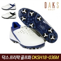 닥스골프 정품 골프화 DKSH18-036M 골프용품