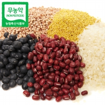 소백산 무농약 잡곡류 혼합곡 500g