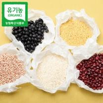 소백산 유기농 잡곡류 혼합곡 500g