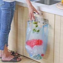 [바보사랑]매직 강력흡착 싱크대 비닐봉투걸이 수납대
